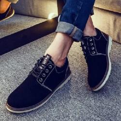 giày nam da lộn hot nhất năm