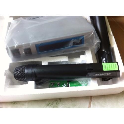 Micro SHURE karaoke không dây SM 388 - 5444216 , 9112159 , 15_9112159 , 800000 , Micro-SHURE-karaoke-khong-day-SM-388-15_9112159 , sendo.vn , Micro SHURE karaoke không dây SM 388