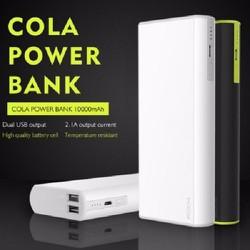 Pin sạc dự phòng ROCK Cola PowerBank 10000 mAh