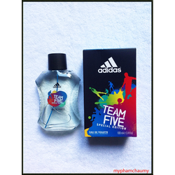 Nước hoa Adidas-Team Five