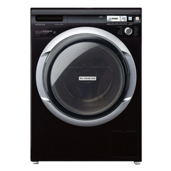 Máy giặt lồng ngang Hitachi BD-W80MV 8kg Đen