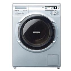 Máy giặt lồng ngang Hitachi BD-W70PV 7kg Trắng