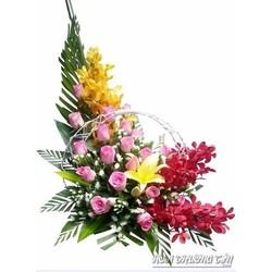 Giỏ Hoa Tươi Mừng Ngày Phụ Nữ Việt Nam