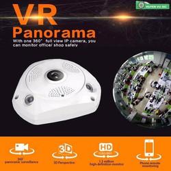Camera IP wifi VRCAM, Quan sát 360 độ