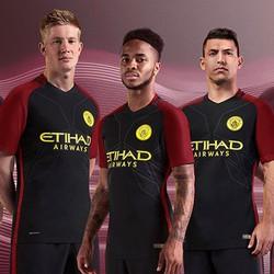 Set Bộ Câu Lạc Bộ Manchester City - MS0475