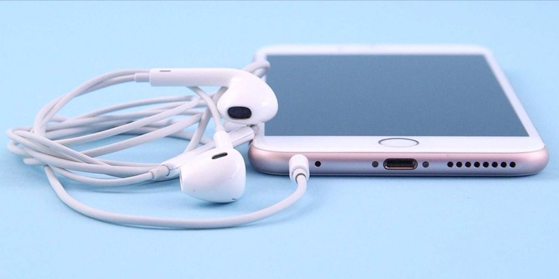 Tai nghe iPhone 6s Earpods màu trắng 5