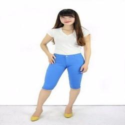 Quần kaki lỡ nữ