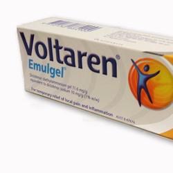 Voltaren Emulgel - Gel bôi giảm đau khớp, thấp khớp của Úc- 100g