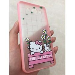 Ốp Lưng Đoremon  Hello Kitty