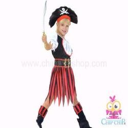 Bộ váy hải tặc