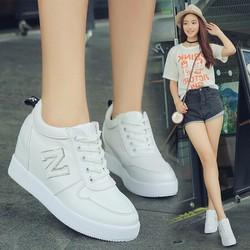 FREE SHIP - Giày nữ nâng đế dễ thương thời trang Hàn Quốc - SG0346