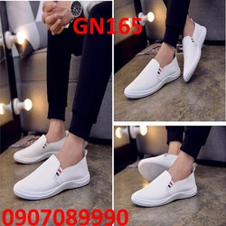 Giày lười nam phong cách Hàn Quốc - GN165