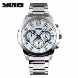 Đồng hồ nam SKMEI dây inox cao cấp  SK6672