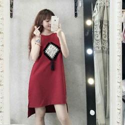 Hàng Quảng Châu - Đầm Yếm Lệch Tà