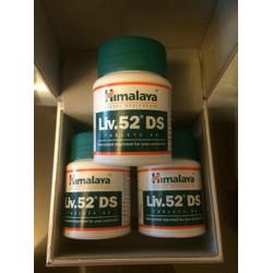 Thải độc, tăng cường chức năng gan LiV 52 DS 60 viên