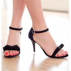 Giày cao gót mũi nhọn gót nhọn