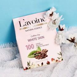 Bột Tắm trắng cà phê Lavoine