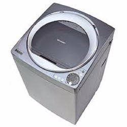 Máy giặt Sharp cửa trên 9.5 kg  ES-U95HV-S