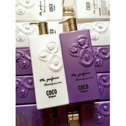 Sua tam Coco Perfume Charming Shower