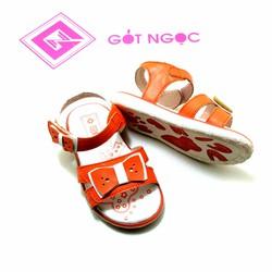 Giày sandal bé gái nơ D-013N