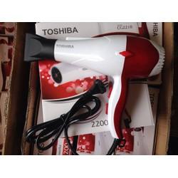 Máy sấy tóc Toshiba 2 chiều 3 chế độ 2200w