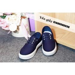 Giày lười slipon xuất Hàn