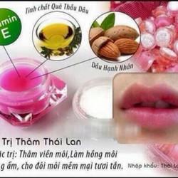 Son trị thâm môi