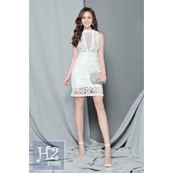 Đầm ren H2
