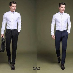 quần âu nam  thời trang