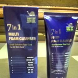 Sữa rửa mặt LEEBLESE 7 IN 1 MULTI FOAM CLEANSER