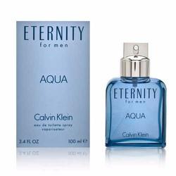 Calvin Klein Aqua Eternity For Men - Eau de Toilette 100ml