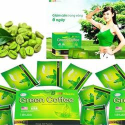 Trà Giảm Cân Green Coffee