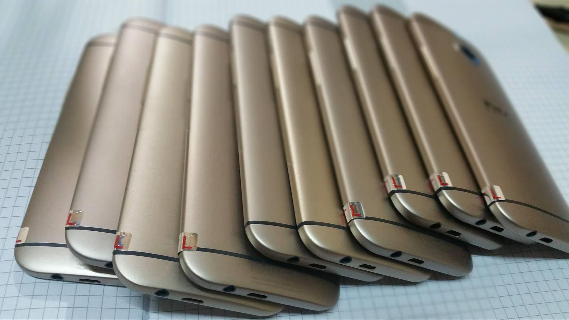 HTC ONE M8 GOLD BÁN HCM ZIN NEW NHƯ MỚI,BỘ NHỚ 32GB,BH 6 THÁNG 2