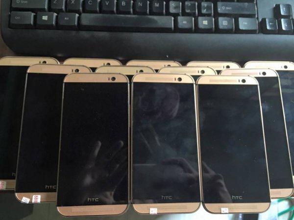 HTC ONE M8 GOLD BÁN HCM ZIN NEW NHƯ MỚI,BỘ NHỚ 32GB,BH 6 THÁNG 7