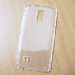 Ốp lưng dẻo Samsung Galaxy Note 4 trong suốt giá rẻ