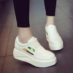 FREE SHIP - Giày nữ nâng đế dễ thương phong cách Hàn Quốc - SG0345