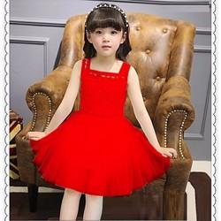 Đầm ren công chúa xinh xắn NX757