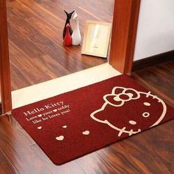 Thảm lau chân Hello Kitty cực xinh