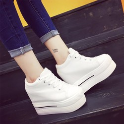 FREE SHIP - Giày nữ nâng đế thời trang phong cách Hàn Quốc - SG0344