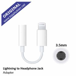 Lightning to Headphone 3.5mm Jack