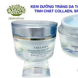 Kem dưỡng trắng da toàn thân tinh chất Collagen IN NISFREE