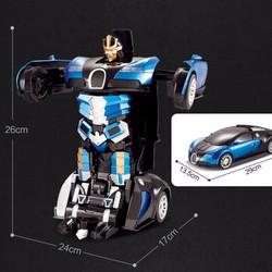 Ô tô biến hình thành Robot loại cao cấp - Robot heroes Super Power
