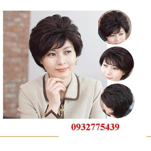 Bộ tóc giả hàn quốc S64
