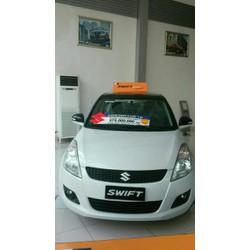 Suzuki Swift 2016 5 chỗ màu Trắng nóc Đen