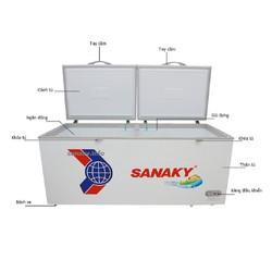 Tủ đông 1 ngăn Sanaky