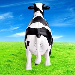 Đồ chơi con bò sữa biết đi và phát nhạc vui nhộn cho bé