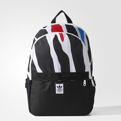 Balo laptop Originals Zebra Print Backpack