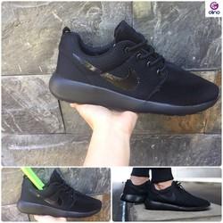Giày Roshe Run full đen size 40 - 43