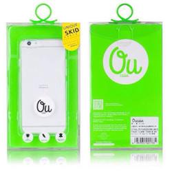 Ốp dẻo trong suốt hiệu OU CASE Iphone 6 Plus,  6S Plus