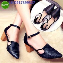Giày cao gót nữ cao cấp mới L12H114